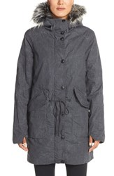 Women's Bench 'Big Timer' Insulated Parka With Faux Fur Trim