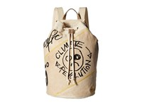 Vivienne Westwood Africa Dhow Sail Rucksack White Backpack Bags