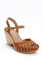 Eric Michael 'Kamielle' Leather Sandal Brown