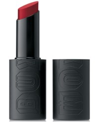 Buxom Cosmetics Big And Sexy Bold Gel Lipstick Red Inferno Matte Blue Red