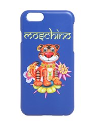 Moschino Tiger Printed Iphone 6 Cover