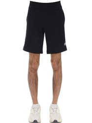 Moncler Cotton Sweatshorts Navy