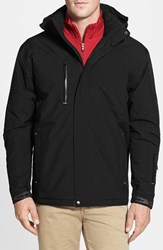 Men's Big And Tall Cutter And Buck 'Weathertec Sanders' Jacket Black