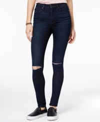 American Rag High Waist Super Skinny Jeans Only At Macy's Onyx