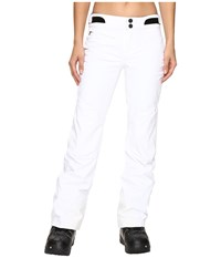 Obermeyer Warrior Pants White Women's Casual Pants