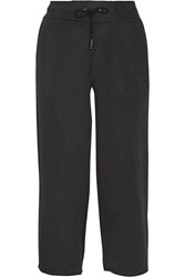 Rag And Bone Pier Cotton Sweatpants Black