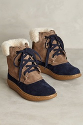 All Black Snow Season Boots Taupe