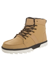 Dc Shoes Woodland Winter Boots Tan Beige