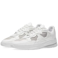 Filling Pieces Low Fade Runner Sneaker White