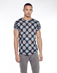 Cuckoo T Shirt With Spiro All Over Print