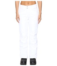 Salomon Fantasy Pants White Women's Casual Pants