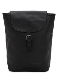 Eastpak 10.5L Casyl Leather Backpack Black