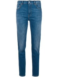Fay Slim Fit Jeans Blue