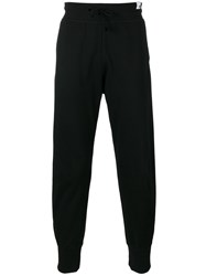 Adidas Tapered Sweatpants Black