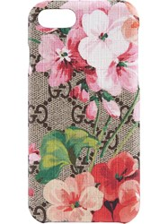 Gucci Gg Blooms Iphone 8 Case Multicolour