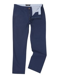 Howick Fraternity Casual Chino Mid Blue