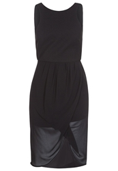 Finders Keepers Stranger In Paradise Cocktail Dress Party Dress Black