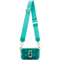 Marc Jacobs Blue Jelly Snapshot Bag