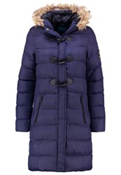 Twintip Winter Coat Dark Blue