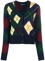 Polo Ralph Lauren Argyle Cardigan 60