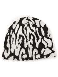Baja East Pattern Beanie Black