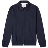 Norse Projects Andreas Track Jacket Blue
