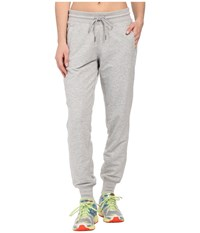 New Balance Essentials Classic Sweatpant Athletic Grey Women's Casual Pants Gray