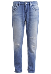 Pepe Jeans Tomboy Relaxed Fit Jeans 000 Blue Denim