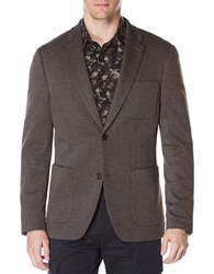 Perry Ellis Slim Fit Oxford Sportcoat Charcoal