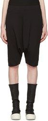 Y 3 Black Summer Shorts