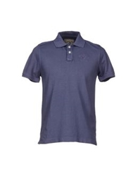 Beverly Hills Polo Club Polo Shirts Purple