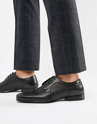 Red Tape Harston Lace Up Shoes In Black