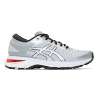 Harmony Grey And Silver Asics Edition Gel Kayano 25 Sneakers