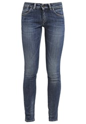 Marc O'polo Slim Fit Jeans Continental Wash Blue Denim