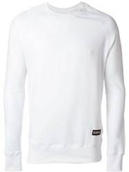 Eleven Paris 'Hollywood Sw' Sweatshirt White