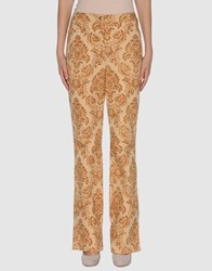 Escada Casual Pants Sand