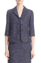 Michael Kors Women's Tweed Jacquard Jacket