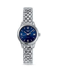Longines Flagship Watch 26Mm Blue Silver