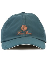 Loro Piana Golf Cap Green