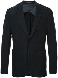Cerruti 1881 Single Breasted Blazer Blue
