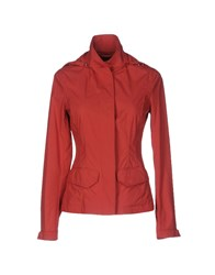 Allegri Jackets Red