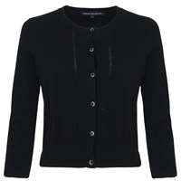 French Connection Spring Bambino Cardigan Black