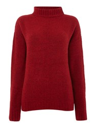 Minimum Lisette Knit Knit Red