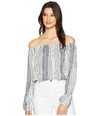 Lucy Love Let It Loose Top Cottage White Clothing