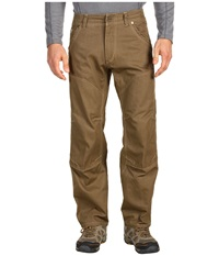 Kuhl The Law Pant Dark Khaki Men's Clothing