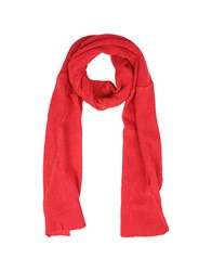 Ivan Grundahl Scarves Red
