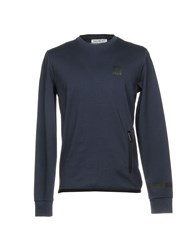 Bikkembergs Sweatshirts Dark Blue