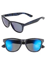 Polaroid Men's Eyewear 55Mm Polarized Sunglasses Blue Grey Blue Blue Grey Blue