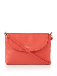 Tula Party Bags Small Crossbody Bag Red