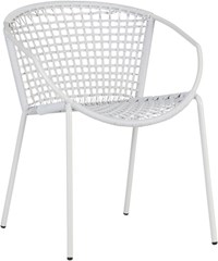 Cb2 Sophia Silver Dining Chair